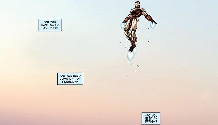 Iron Man #3 (#122)