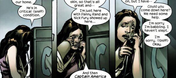 Jessica Jones – The Pulse #2: Guerra Secreta