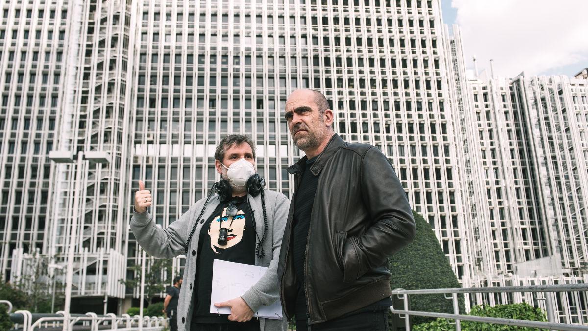 Jorge Coira y Luis Tosar