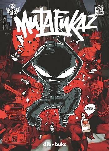 Mutafukaz #1: Dark Meat City