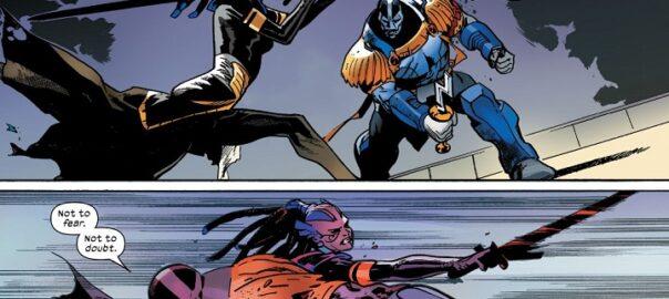 Patrulla-X #16: X de Espadas