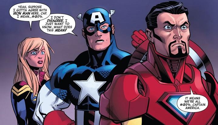 Los Vengadores #25 (#124)