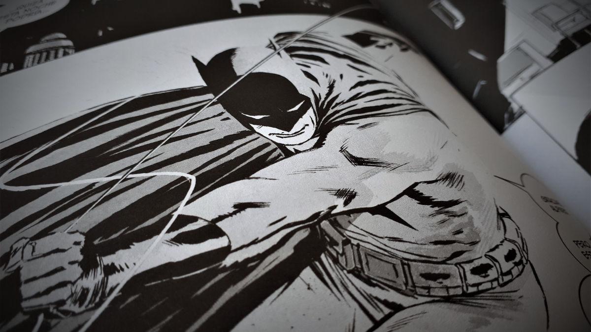 Batman, por Lee Weeks