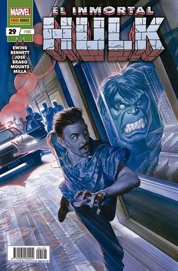 El Inmortal Hulk #29 (#105)