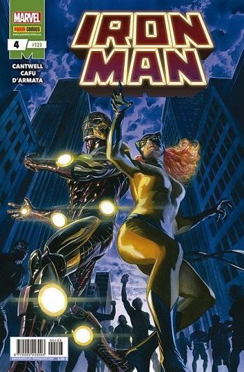 Iron Man #4 (#123)