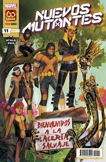 Nuevos Mutantes #11