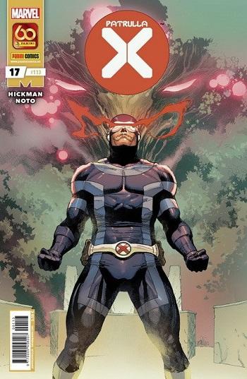 Patrulla-X #17: Reinado de X