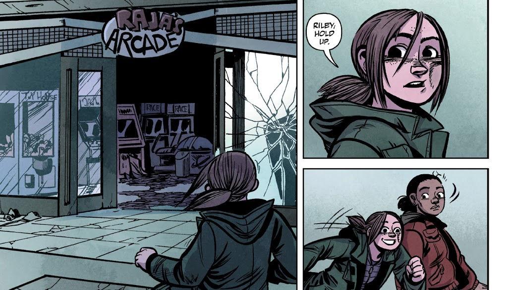 The Last of Us: Sueños americanos
