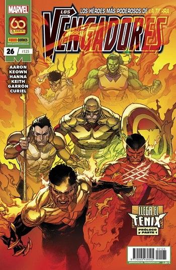 Los Vengadores #26 (#125)