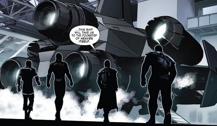 Iron Man #5 (#124)