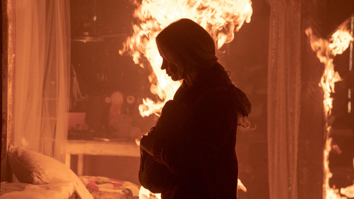 Evelyn (Emily Blunt)