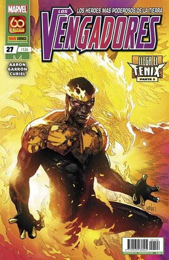 Los Vengadores #27 (#126)