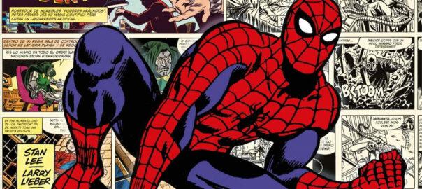 El Asombroso Spiderman: Las tiras de prensa