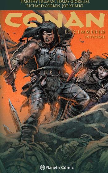 Conan: El cimmerio
