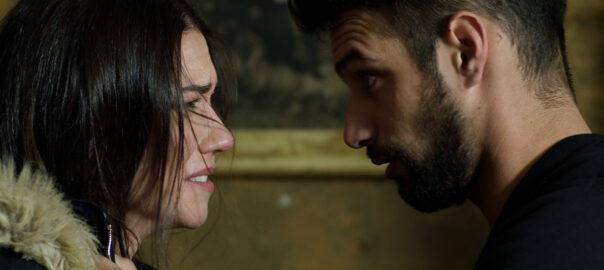 Elena Martínez y Jesús Castro