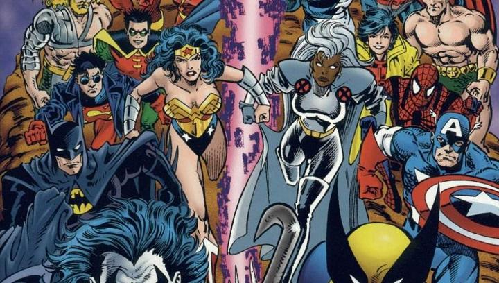 Marvel vs DC: 50 Años de Guerra Editorial