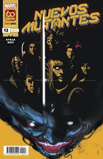 Nuevos Mutantes #13