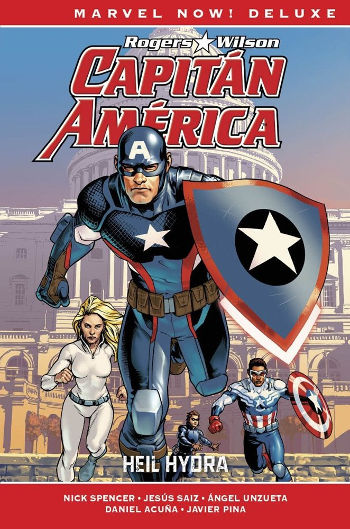 Capitán América: Heil Hydra