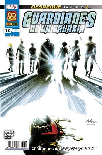 Guardianes de la Galaxia #12 (#87)