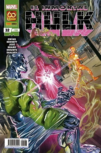 El Inmortal Hulk #32 (#108)