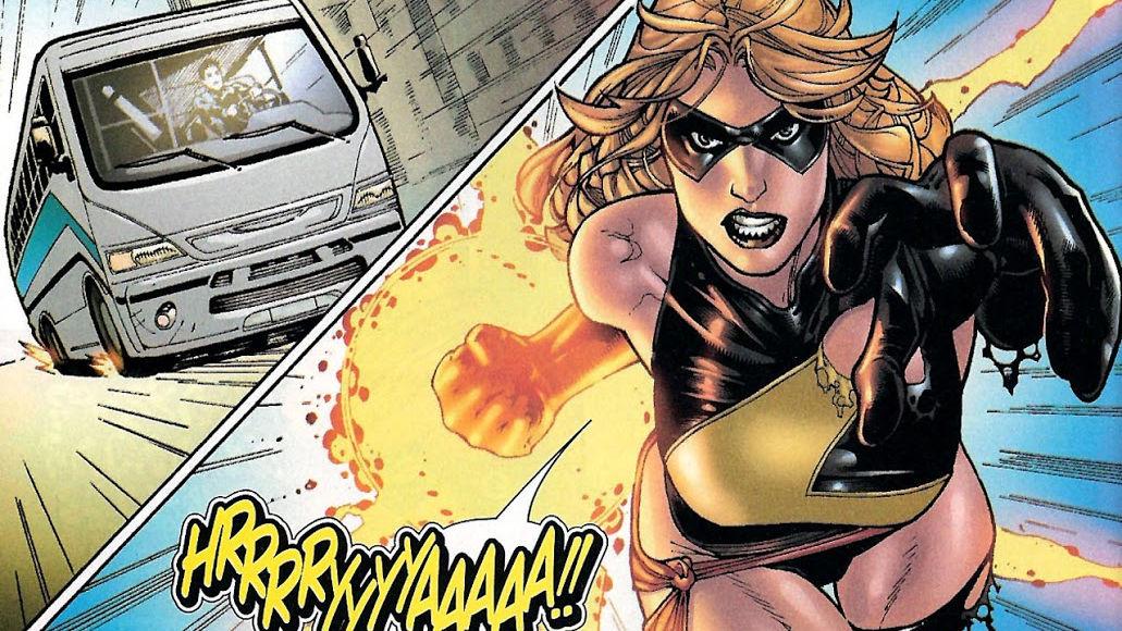 Carol Danvers: Ms. Marvel