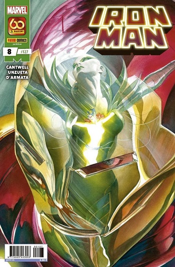 Iron Man #8 (#127)